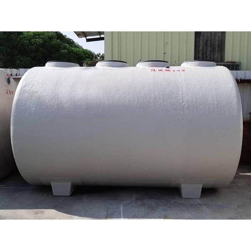 FRP污水淨化處理槽